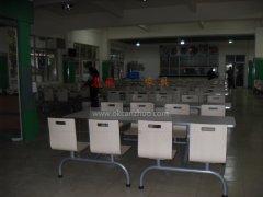 城建学院学生食堂