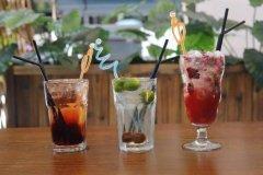 消暑的清凉饮料怎么进行财税处理?