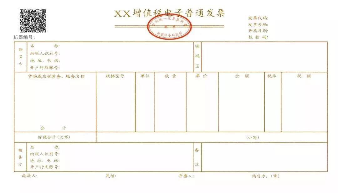 收据与发票有什么区别?郑州工商注册公